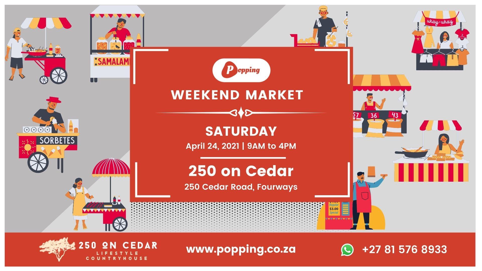 Popping Market