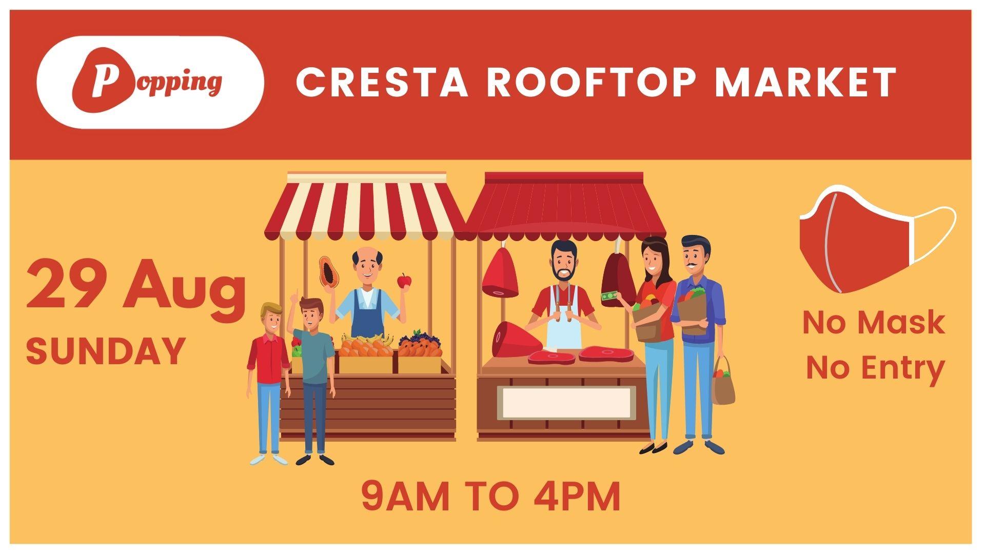 Cresta Rooftop Market – Day 2