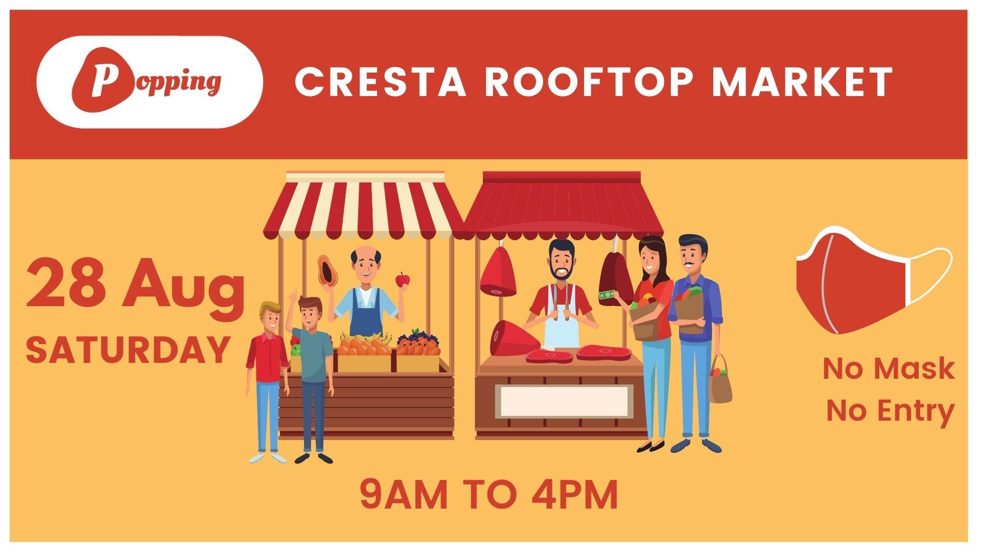 Cresta Rooftop Market – Day 1